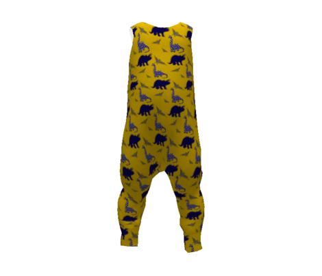 dinosaur mustard