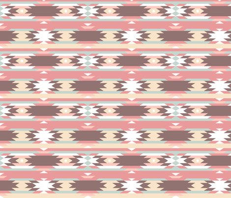 Aztec Design fabric by forthelove on Spoonflower - custom fabric