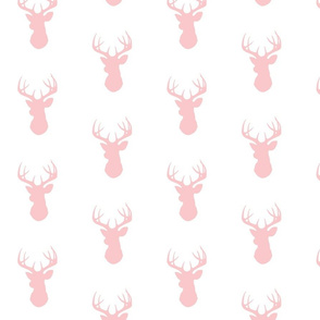 deer-pink/white