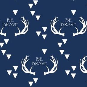 brave antlers // midnight