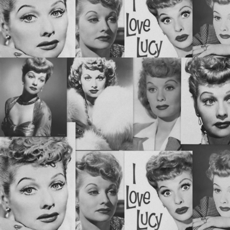 B_W_Lucy fabric by trishster on Spoonflower - custom fabric
