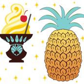 Vintage Pineapple Whip