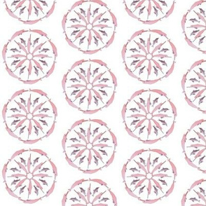 Pink Amazon River Dolphins Wheels