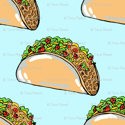 Tacos- small scale