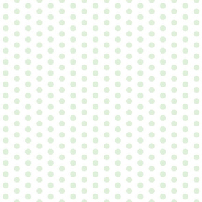 Cucumber Polka Dots