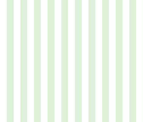 Cucumber Stripes - Large fabric by december_rose on Spoonflower - custom fabric