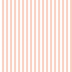 Peach Stripes