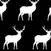 """White Deer (4"""")"""