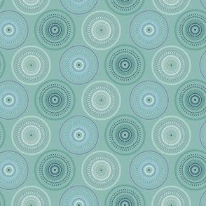 Small Hypnotic Circles_Miss Chiff Designs