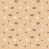 Southwest Design Complementary Fabric- Peach Sna...
