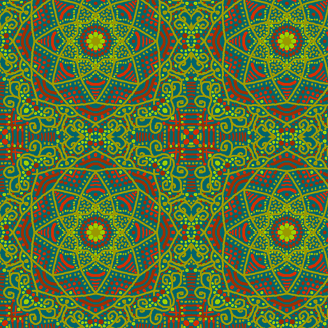 Abigail fabric by tallulahdahling on Spoonflower - custom fabric