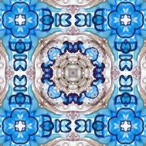 cerulean blue jelly II
