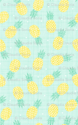 Pineapple - Texture (small)