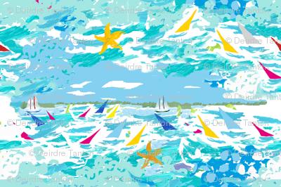 Annapolis Sailing (smaller scale)