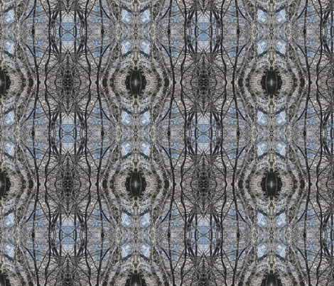 FrozenBranches_Redux fabric by jacneed on Spoonflower - custom fabric