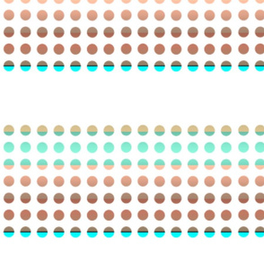 Hyper Dots - White background