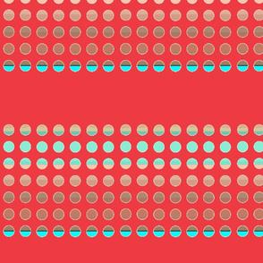 Hyper Dots - Red