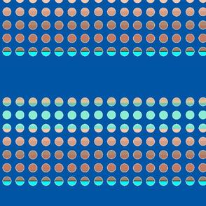 Hyper Dots -Blue