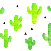 Tiny Cactus and Triangles