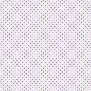 Diamond Dots for Lavender Whispering Daydreams