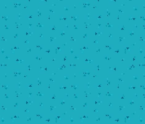 Which Way: Pool fabric by laurelpoppyandpine on Spoonflower - custom fabric