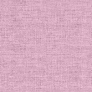 Linen Solid in Antique Rose