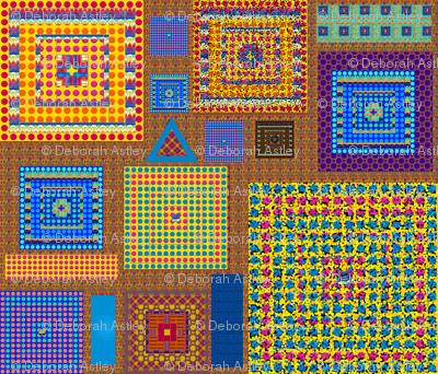 Square Family's Mod Generation