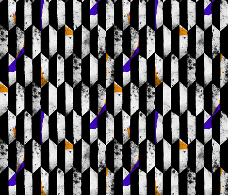 Geometric composition 3 fabric by zenchuva@gmail_com on Spoonflower - custom fabric