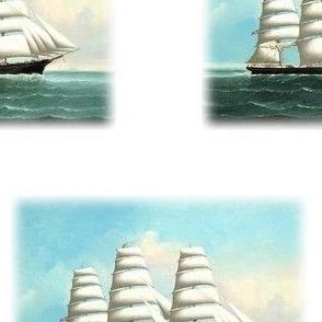 Danita's American Clipper Ship