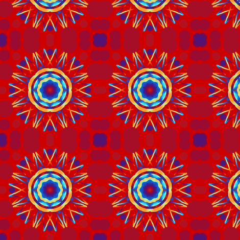 Brenda 4 fabric by tallulahdahling on Spoonflower - custom fabric
