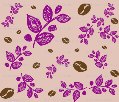 coffee floral
