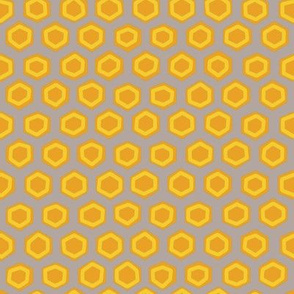 Hex inlines in honey