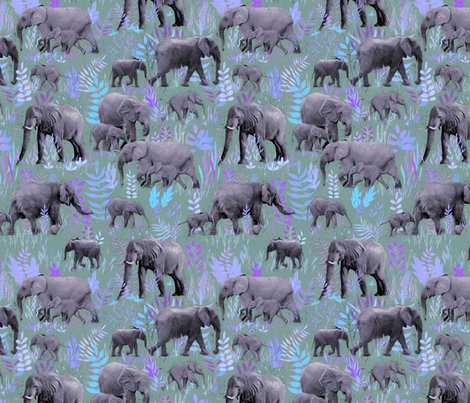 Rpainted_elephants_on_grey_base_spoonflower_shop_preview