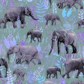 Rpainted_elephants_on_grey_base_spoonflower_shop_thumb