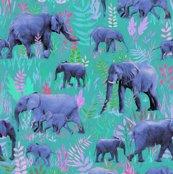 Rteal_painted_elephants_base_spoonflower_shop_thumb