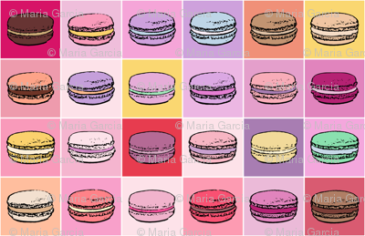 Mad About Macarons Small
