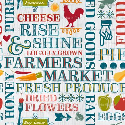 Farmers Market Small