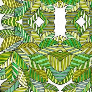 Tweed Leaves lll