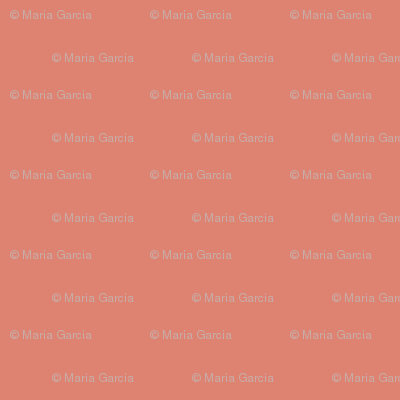 Matisse Coral Solid