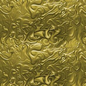 Gold_Molten Swirls