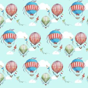 Retro air balloons