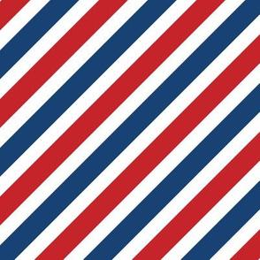 American Stripes // Diagonal