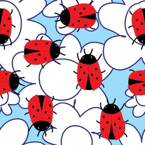 Ladybugs_blue_©Solvejg_J_Makaretz