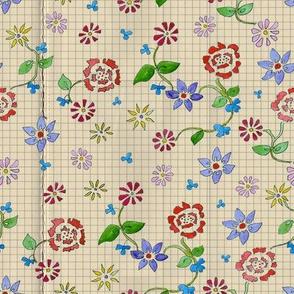 Flower Variety Squared