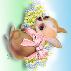 Chihuahua Baby Panel