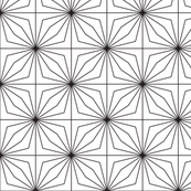 Simple seamless geometric pattern