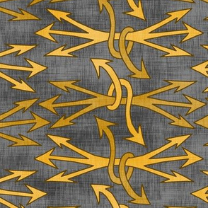 Knotted Arrows