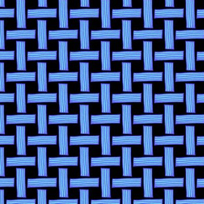 Sketchy Weave - Winterice Glow (Medium)
