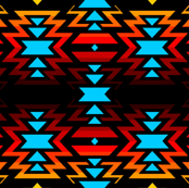 Native American Style Vector Can Be Used For Wallpaper, Pattern ...