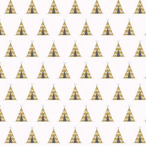 Teepee gold